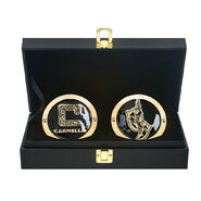 Carmella Championship Replica Side Plate Box Set