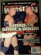 Inside Wrestling - April 2004