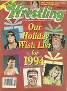 Inside Wrestling - February 1994
