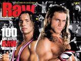 WWE Raw Magazine - Holiday 2002