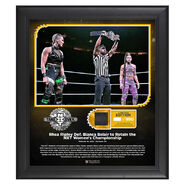 Rhea Ripley NXT TakeOver Portland 15 x 17 Limited Edition Plaque