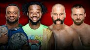 TLC 2019 The New Day vs. The Revival