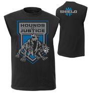 The Shield Hounds of Justice Muscle T-Shirt