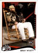 2014 WWE (Topps) Bray Wyatt 6