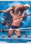 2017 WWE Undisputed Wrestling Cards (Topps) Rowdy Roddy Piper 66
