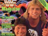 WWF Magazine - August 1989