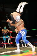 CMLL Martes Arena Mexico (May 8, 2018) 24
