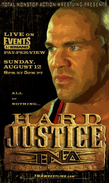 Image result for tna hard justice 2007""