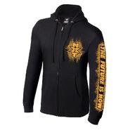 NXT The Future Is Now Lightweight Full-Zip Hoodie Sweatshirt