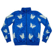 Ric Flair Blue Chalk Line Track Jacket