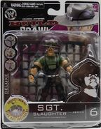 Sgt Slaughter (Build N' Brawlers 6)