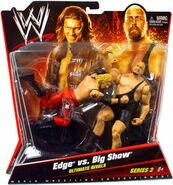 WWE Battle Packs 3 Edge & Big Show