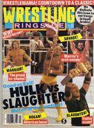 Wrestling Ringside - May 1991