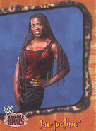 2002 WWE Absolute Divas (Fleer) Jacqueline 33