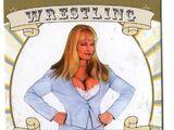 2016 Leaf Signature Series Wrestling Debra McMichael (No.20)