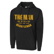 Becky Lynch The Man Est. 2018 Pullover Hoodie Sweatshirt