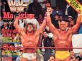 WWF Magazine - February 1991