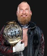 WWEAlexanderWolfeNXTTagTeamChampion