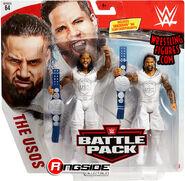 WWE Battle Packs 64 The Usos