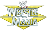 WrestleMania 15 logo