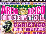 CMLL Domingos Arena Mexico (May 21, 2017)