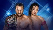 Hell in a Cell 2017 Jinder Mahal vs. Shinsuke Nakamura