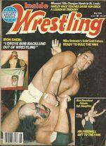 Inside Wrestling - May 1984