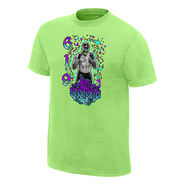 Rey Mysterio 619 Neon Collection Graphic T-Shirt