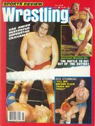 Sports Review Wrestling - May 1979