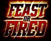 TNA Feast or Fired Logo