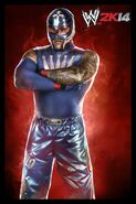 WWE 2K14 Rey Mysterio 1