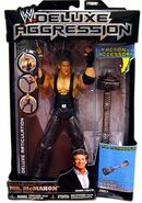 WWE Deluxe Aggression 9 Mr McMahon
