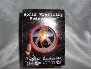 1998 WWF Sable Ornament