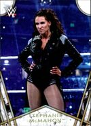 2018 Legends of WWE (Topps) Stephanie McMahon WD 7