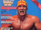 WWF Magazine - July 1989