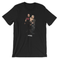 Kevin Owens & Natalya MMC Photo Unisex T-Shirt
