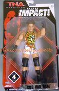 TNA Deluxe Impact 4 Rob Van Dam