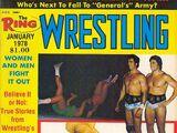 The Ring Wrestling - January 1978
