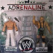 WWE Adrenaline Series 30 Rey Mysterio & Finlay