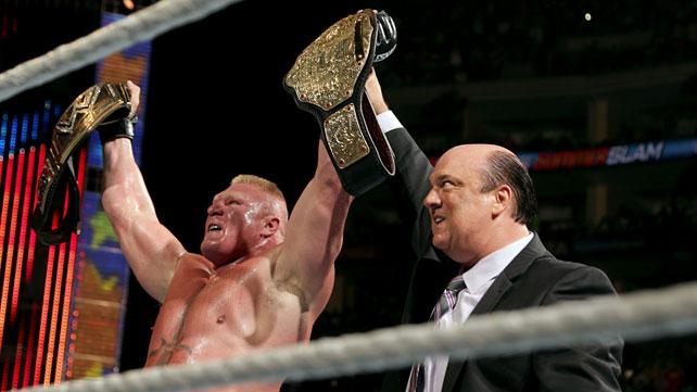 WWE World Heavyweight Champion