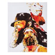 Wyatt Family 11 x 14 Gallery Wrapped Canvas Wall Art