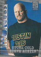 2002 WWF All Access (Fleer) Stone Cold Steve Austin 35
