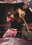 2004 WWE Divas 2005 (Fleer) Trish Stratus 36