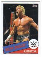2015 WWE Heritage Wrestling Cards (Topps) Dolph Ziggler 72