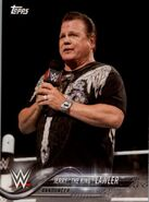 2018 WWE Wrestling Cards (Topps) Jerry Lawler 38