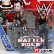 Bray Wyatt & Undertaker - WWE Battle Packs 38