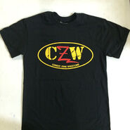 CZW Full Color Logo T-Shirt