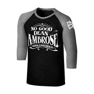 Dean Ambrose Return ot Society Raglan T-Shirt