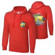 Dolph Ziggler Stealing The Show Pullover Hoodie Sweatshirt