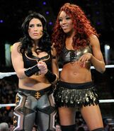 Melina and Alicia